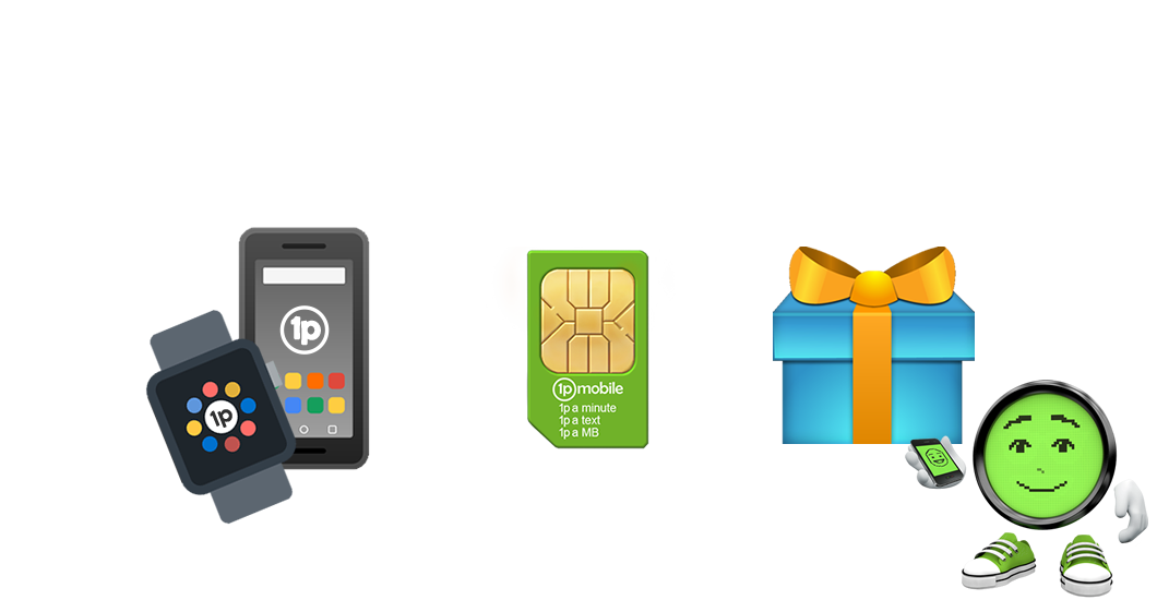 1 year SIM deal